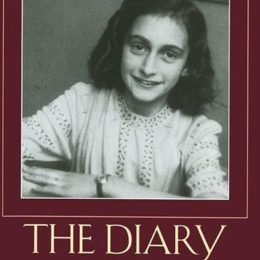 Cover of The Diary of a Young Girl by Ann Frank