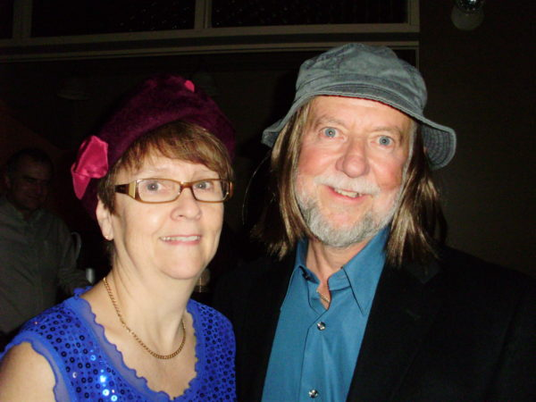 Les and Patricia Morgan