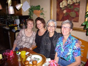 women's group Tend and Befriend