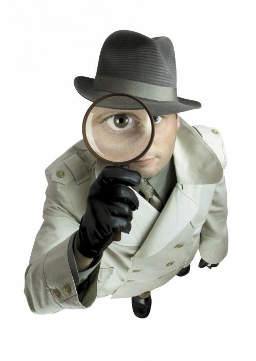 micromanaging detective