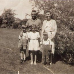 Mother, Father and three children