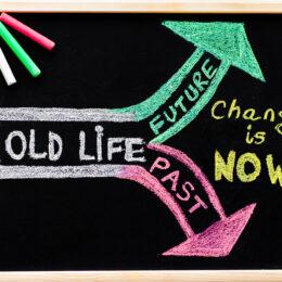 thrive on change
