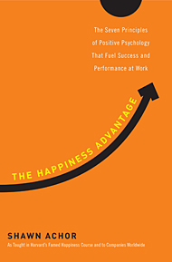 Book cover of The Happiness Advantage