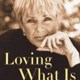 book cover of Loving What Is