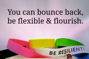 Resilience is like a rubber band