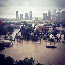 2013 Calgary flood