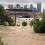 2013 Calgary flood Stampede