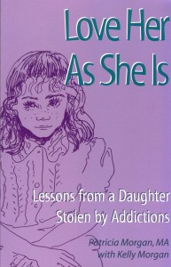 Image of Love Her As She Is book cover by Patricia Morgan with Kelly Morgan