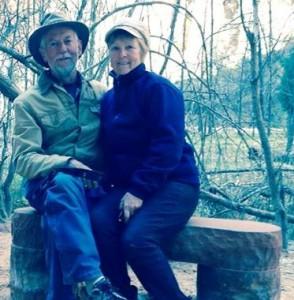 AZ 2014 3 Les & Pat Zion National Park