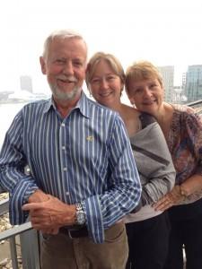 9 Amsterdam Les, Kate & Pat