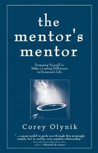 Image of The Mentor's Mentor book cover by Corey Olynik