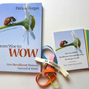 From Woe to WOW Book & Cue Cards