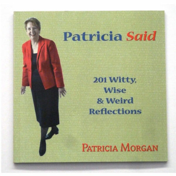 Mini-book: Patricia Said - 201 Witty, Wise & Weird Reflections