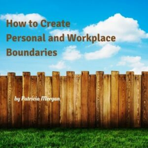 How to Create Boundaries