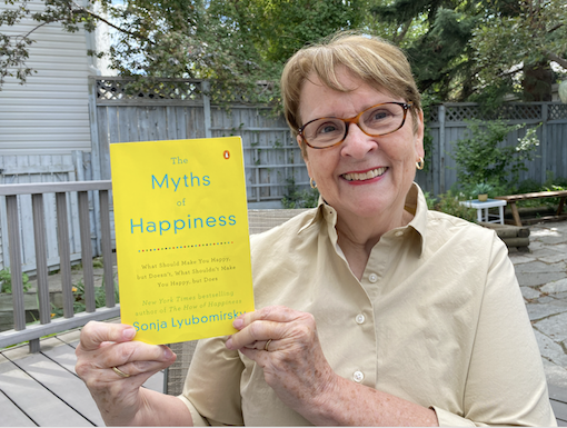 The Myths of Happiness book