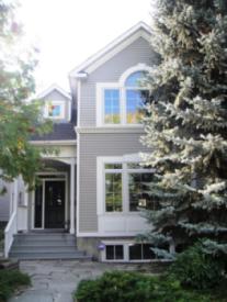 Patricia Morgan's home