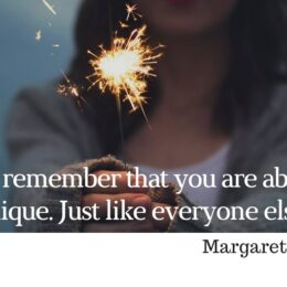 Margret Mead quote