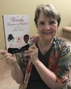 Words, Women & Wisdom cover with Patricia Morgan