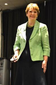 Patricia Morgan speaker