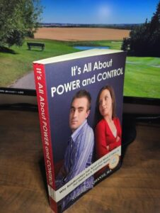 Norm L. Quantz book cover It's All about Power and Control