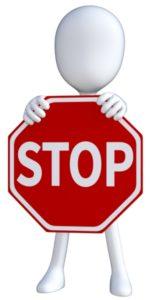 Stop criticizing me