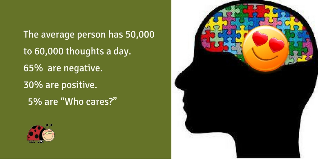Image of how a joke/sense of humor impacts our brain receptors