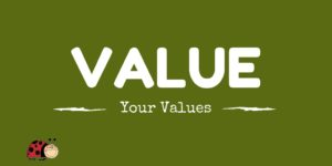 Value your values