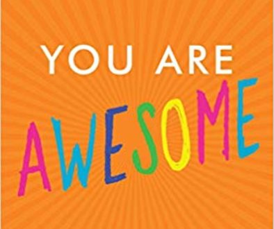 You Are Awesome book cover