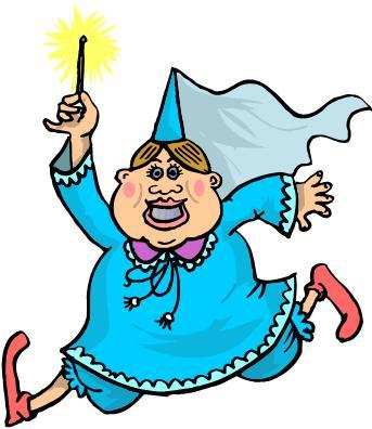 Patricia Morgan's fairy