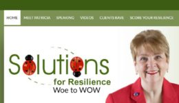 Solutions for Resilience