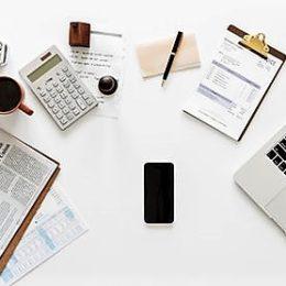 workplace desk